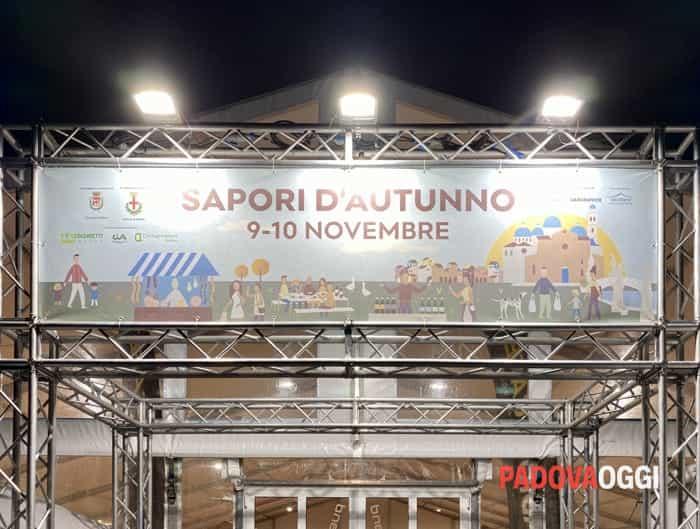 Sapori d'Autunno, le foto della manifestazione in Prato della Valle
