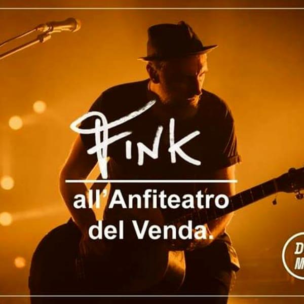Fink suona all'Anfiteatro del Venda-2