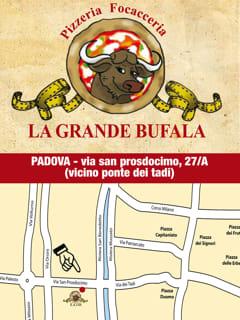La Grande Bufala - Pizzeria per asporto